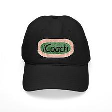 i Coach Track and Field Baseball Hat
