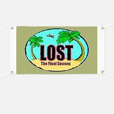 LOST Final Season Logo Banner