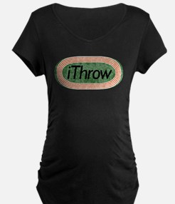 i Throw Track and Field T-Shirt