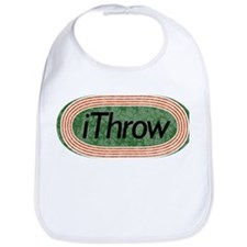 i Throw Track and Field Bib