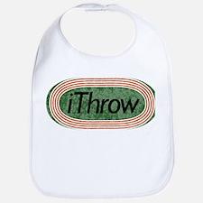 i Throw Track and Field Bib