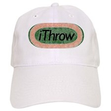 i Throw Track and Field Baseball Cap