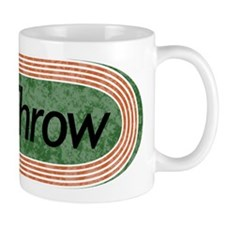 i Throw Track and Field Mug