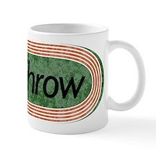 i Throw Track and Field Small Mug