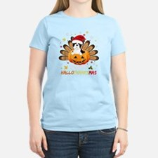 QUARTERBACKS YUM! Dog T-Shirt