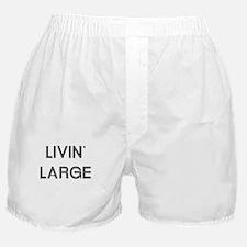 Livin' Large Boxer Shorts