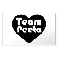 Team Peeta Decal