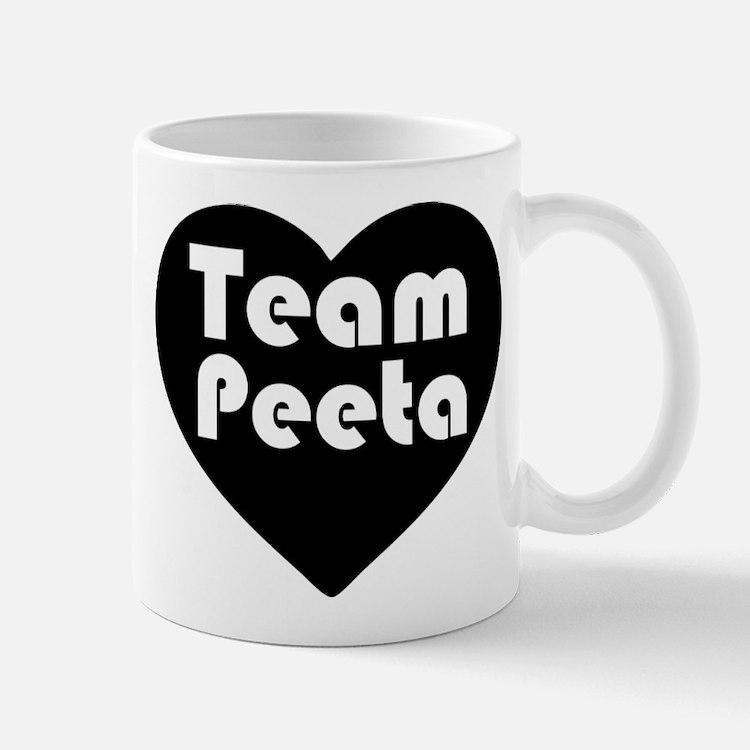 Team Peeta Mug