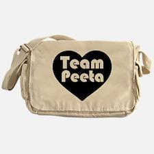 Team Peeta Messenger Bag