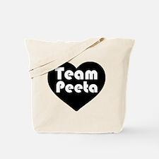 Team Peeta Tote Bag