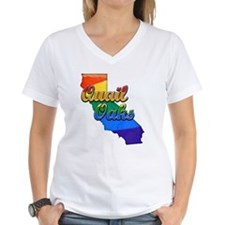 Quail Oaks, California. Gay Pride Shirt