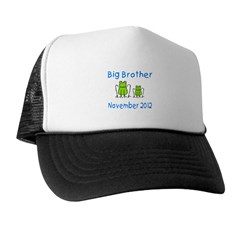 Big Brother Frogs 1112 Trucker Hat