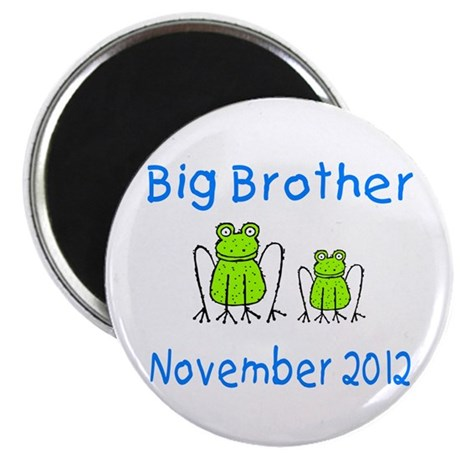 "Big Brother Frogs 1112 2.25"" Magnet (10 pack)"