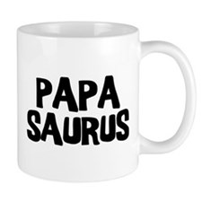 Papasaurus Mug