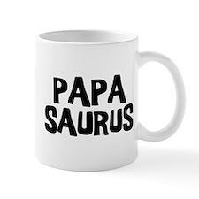Papasaurus Small Mugs