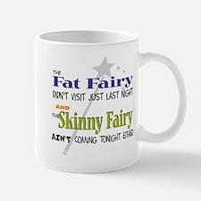 Fat Fairy-3 Mugs