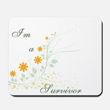 I'm a Survivor Mousepad
