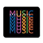 Mousepad, Music