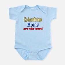 Colombian Moms Are Best Infant Bodysuit