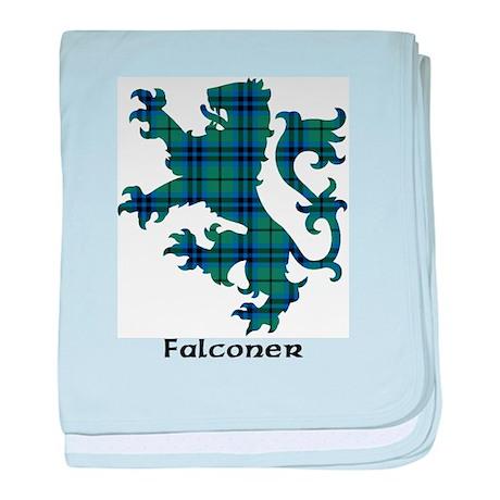 Lion - Falconer baby blanket
