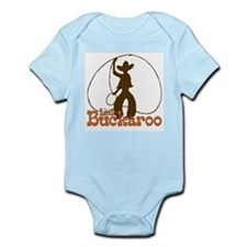 Little Buckaroo Infant Creeper