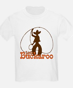 Little Buckaroo Kids T-Shirt