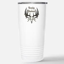 Trophy husband 1 Stainless Steel Travel Mug