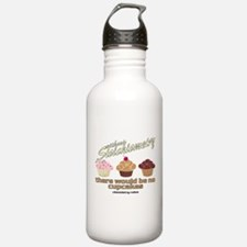 Chemistry Cupcakes Water Bottle
