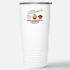 Chemistry Cupcakes Travel Mug