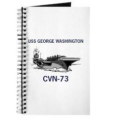 USS GEORGE WASHINGTON Journal