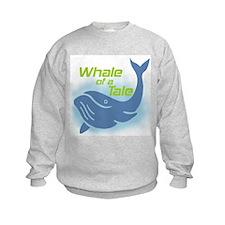 Whale of a Tale Sweatshirt