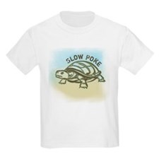 Slow Poke Kids T-Shirt