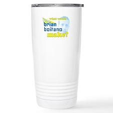 WWBBM? Travel Mug
