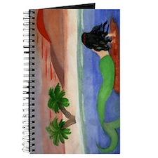 Sunset Mermaid Journal