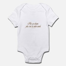 Same S**t (French) Infant Bodysuit