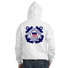 National Directorate Commodore<BR> Hooded Shirt