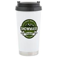 Snowmass Olive Thermos Mug
