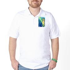 Unique Mermaid blue T-Shirt