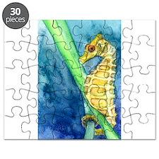 Cute Beach art mermaids Puzzle