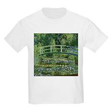 Monet Japanese Bridge T-Shirt