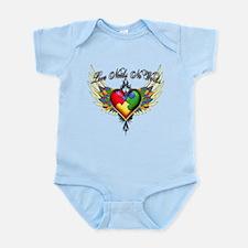 Autism Love Infant Bodysuit