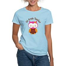 1st Grade Teacher Gift T-Shirt
