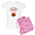 1st Grade Teacher Gift Women's Light Pajamas