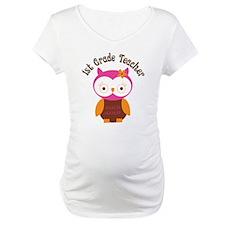 1st Grade Teacher Gift Shirt