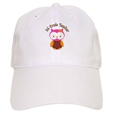 1st Grade Teacher Gift Baseball Cap