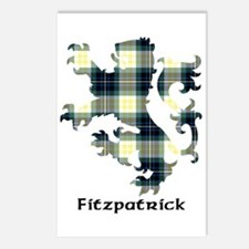 Lion - Fitzpatrick Postcards (Package of 8)