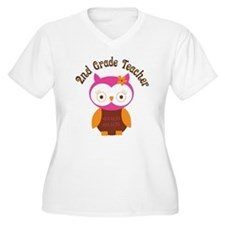 2nd Grade Teacher Gift T-Shirt