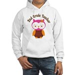 2nd Grade Teacher Gift Hooded Sweatshirt