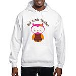 3rd Grade Teacher Gift Hooded Sweatshirt