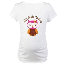 4th Grade Teacher Gift Shirt